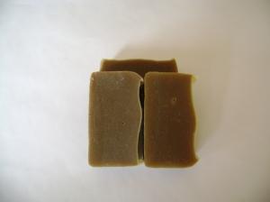 Sampon solid cu rozmarin, ricin si tea tree (pentru par cu tendinta de ingrasare si matreata)